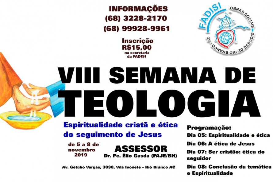 VIII SEMANA DE TEOLOGIA